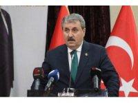 """BBP Genel Başkanı Destici'den Ayasofya açıklaması: """"Zincirler kırıldı, Ayasofya ibadete açıldı"""""""