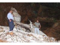 Doğal peynire mağarada doğal olgunlaştırma