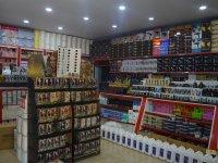 Ağrı'da kozmetik dükkânlarında Koronavirüs yoğunluğu