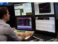 Borsa ilk yarıyı ekside geçti