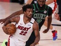 NBA'de heyecan sürüyor: Miami, Boston karşısında 2-0 yaptı
