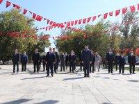 Ağrı'da Gaziler Günü programı düzenlendi