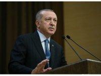 Cumhurbaşkanı Erdoğan'dan diyalog açıklaması