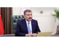 Sağlık Bakanı Koca'dan Yavaş'a teşekkür