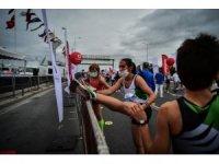 Vodafone 15'inci istanbul yarı maratonu koşuldu