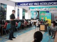 Ağrı'da imkanı olmayan öğrenciler için 85 EBA Destek Noktası kuruldu