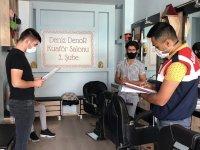 Ağrı'da karantina ihlalinde yine aynı sonuç: 3 bin 150 lira para cezası kesildi