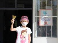 Ağrı'da Yüz Yüze Eğitim Başladı