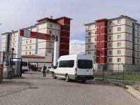 Ağrı'da karantinada kalan vatandaşlar yurt koşullarından şikayetçi