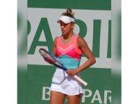 Çağla'dan Roland Garros'a güçlü başlangıç