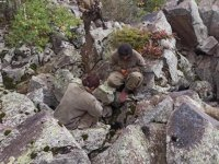 Ağrı Dağı'nda 2 kadın terörist çatışmadan ikna edildi