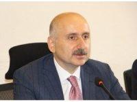 Trabzon-Erzincan Demiryolu projesinde fizibilite ve etüt çalışmaları devam ediyor
