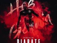 Trabzonspor, Diabete'yi kadrosuna kattı