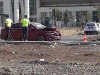 Ağrı'da trafik kazasında 1 kişi öldü