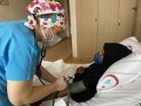 Pakistanlı kadının dış gebelik ameliyatını Türk Hekimleri gerçekleştirdi