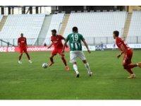 Konyaspor evinde Beşiktaş'ı 4-1 mağlup etti