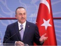 """Bakan Çavuşoğlu: """"Sahada ve masada can Azerbaycan'ın yanındayız"""""""