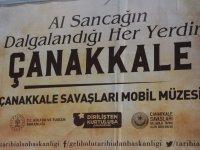 Ağrı'da 'Çanakkale Savaşı' yaşandı