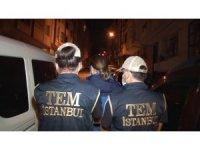 8 ilçede DEAŞ ve HTŞ'ye operasyon: Çok sayıda şüpheli gözaltında