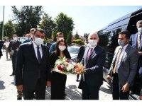 Bakan Karaismailoğlu, Malatya Büyükşehir Belediyesi'ni ziyaret etti