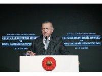 Cumhurbaşkanı Erdoğan, Kuveyt Emiri Cabir es-Sabah ile görüştü