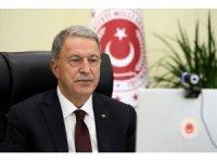 """Bakan Akar: """"Türkiye, Azerbaycan'ı desteklemeye devam edecek"""""""
