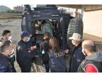 HDP Kars Belediye Başkan yardımcıları gözaltına alındı