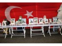 HDP önündeki ailelerin evlat nöbeti 393'üncü gününde
