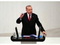 Erdoğan'dan Azerbaycan'a destek açıklaması