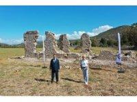 Patara'daki telsiz telgraf istasyonunun restore edilecek