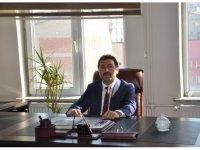 AK Parti Ağrı Merkez İlçe Başkanı Yıldız, Görevini Teslim Aldı
