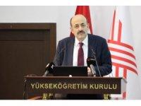 """YÖK Başkanı Saraç: """"Yaklaşık 15 bin civarındaki öğrencimizin hizmetine sunulacak"""""""