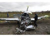 Düşen uçağın kayıtlı olduğu firmadan ilk açıklama