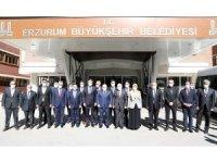 Sanayi ve Teknoloji Bakanı Varank'tan Büyükşehir'e Ziyaret