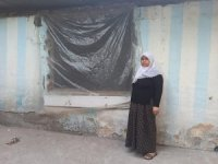 Eşi terk eden evsiz kalan kadının dramı