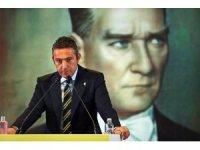 """Ali Koç: """"En büyük hayalim Fenerbahçe'de en demokratik seçimin yapılması"""""""