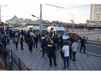 Malatya'da döner bıçaklı sopalı kavga: 7 yaralı