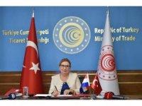 Bakan Pekcan'dan Cumhuriyet Bayramı mesajı