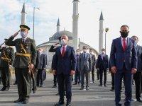 Ağrı'da Cumhuriyet Bayramı Kutlama Programı Düzenlendi