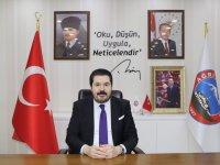 Başkan Sayan'dan 24 Kasım Öğretmenler Günü Mesajı