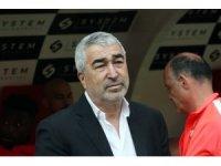 """Samet Aybaba: """"Daha çok çalışacağız ve kazanan takım haline geleceğiz"""""""