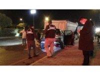İzmir'de feci trafik kazası: Polis memuru hayatını kaybetti