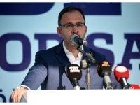 Bakan Kasapoğlu'ndan Milli Tekvandoculara tebrik
