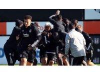 Beşiktaş'ta Fenerbahçe hazırlıkları devam etti