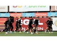Galatasaray, Rizespor maçı hazırlıklarına devam etti