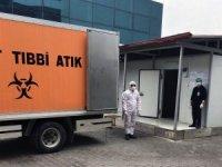 Türkiye'de 2019 yılında tıbbi atık miktarı 91 milyon kilograma ulaştı