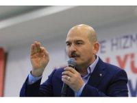 """Bakan Soylu: """"Bin elektronik kelepçeyi takip edecek izleme merkezi hazırlıyoruz"""""""