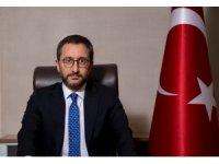 """Fahrettin Altun: """"Türkiye'yi çok daha ileri bir noktaya taşımaya kararlıyız"""""""