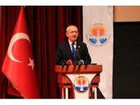 """CHP Genel Başkanı Kılıçdaroğlu: """"Ahlaklı bir siyaseti bu coğrafyaya getirmek istiyoruz"""""""