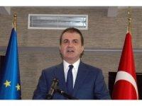AK Parti Sözcüsü Ömer Çelik'ten kınama